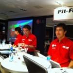 2011 Rd.10 F1 MEETING @ ドイツGP