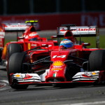 2014 Rd.7 カナダGP 一進一退のフェラーリ