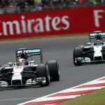 2014 Rd.9 イギリスGP観戦記 天国と地獄 ルイスとニコのイギリスGP
