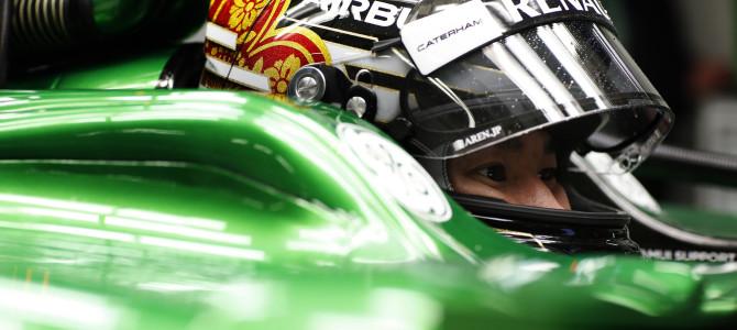 可夢偉 日本GP参戦へザウバーと交渉