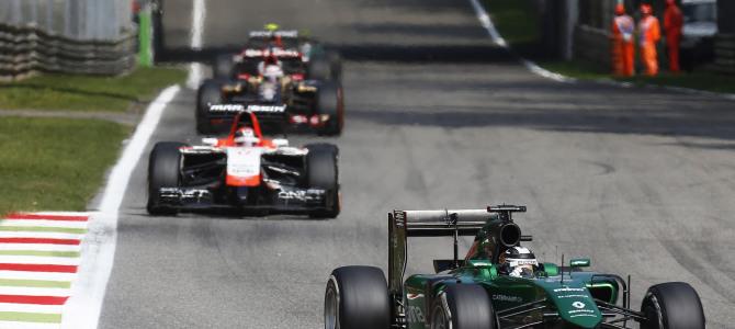 2014 Rd.13 イタリアGP観戦記 ベストを尽くす可夢偉