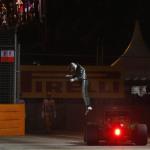 2014 Rd.14 シンガポールGP観戦記 スタート前に終わった可夢偉のレース