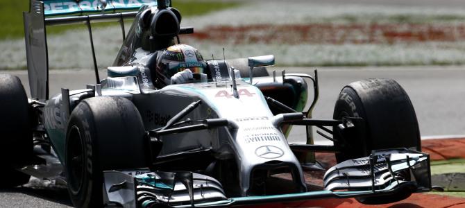 2014 Rd.13 イタリアGP観戦記 直接対決なき静かなバトル
