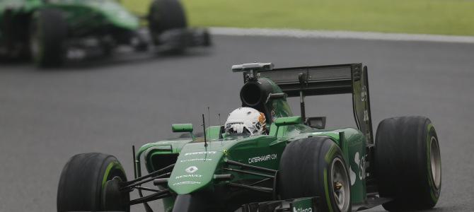 2014 Rd.15 日本GP観戦記 かみ合わないチームと可夢偉