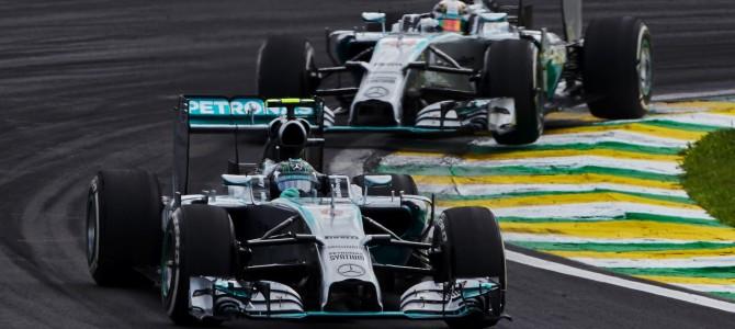 2014 Rd.18 ブラジルGP観戦記 可能性を残したロズベルグ