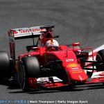 タイヤに苦しむフェラーリ 2015 Rd.5 スペインGP観戦記