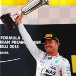 ロズベルグ 復活の勝利 2015 Rd.5 スペインGP観戦記