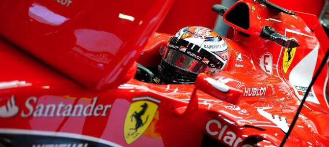 フェラーリが2016年用の開発中PUを投入か?