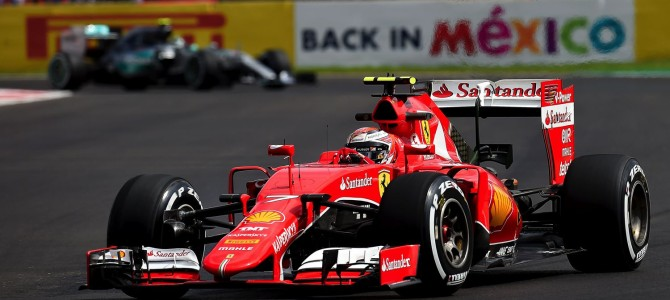 フェラーリの悪夢 2015 Rd.17 メキシコGP観戦記