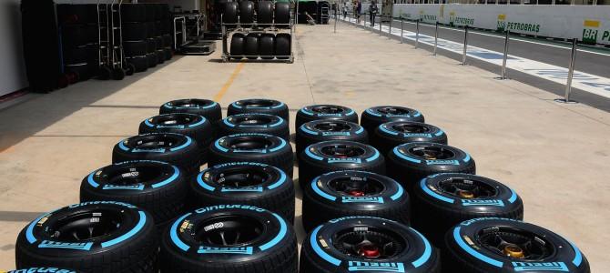 2016年シーズンで知りたいこと10のことーその8 ピレリはレースをおもしろくするのか
