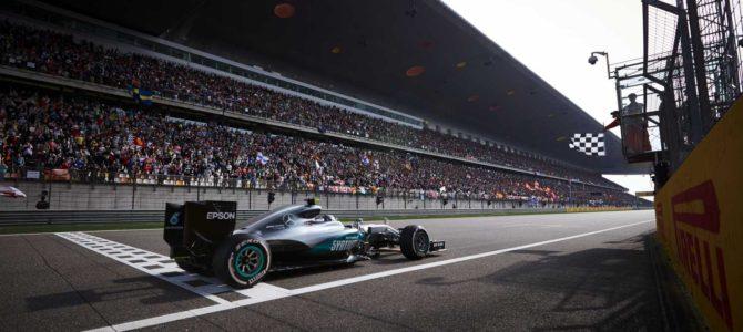 中国GPでメルセデスが速かったもうひとつの理由