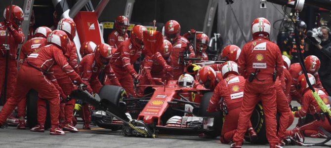 フェラーリがメルセデスに勝てない理由