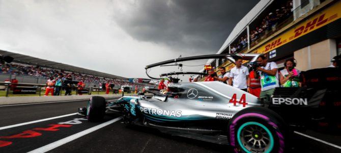 メルセデス F1撤退の可能性
