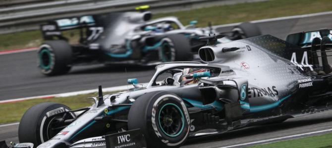 混乱続くフェラーリとメルセデスの明暗 中国GP観戦記