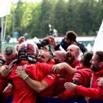 悲しきルクレールの初優勝 ベルギーGP観戦記