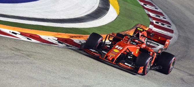 ベッテルとフェラーリ 驚きの3連勝 シンガポールGP観戦記