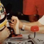 【動画】Mr.ヘルメットマンが語るセナの母国GPの裏側